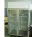 Fridge Double glass door display