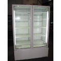 Fridge Double glass door display