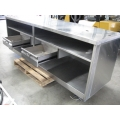 Bench stainless steel