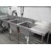 Benches stainless steel