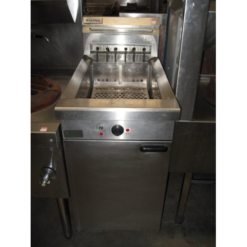 Sterlec 2 bay  Electric Deep Fryer