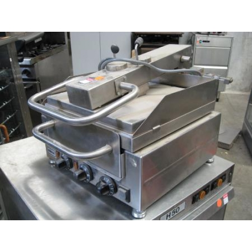 Toaster/grill press